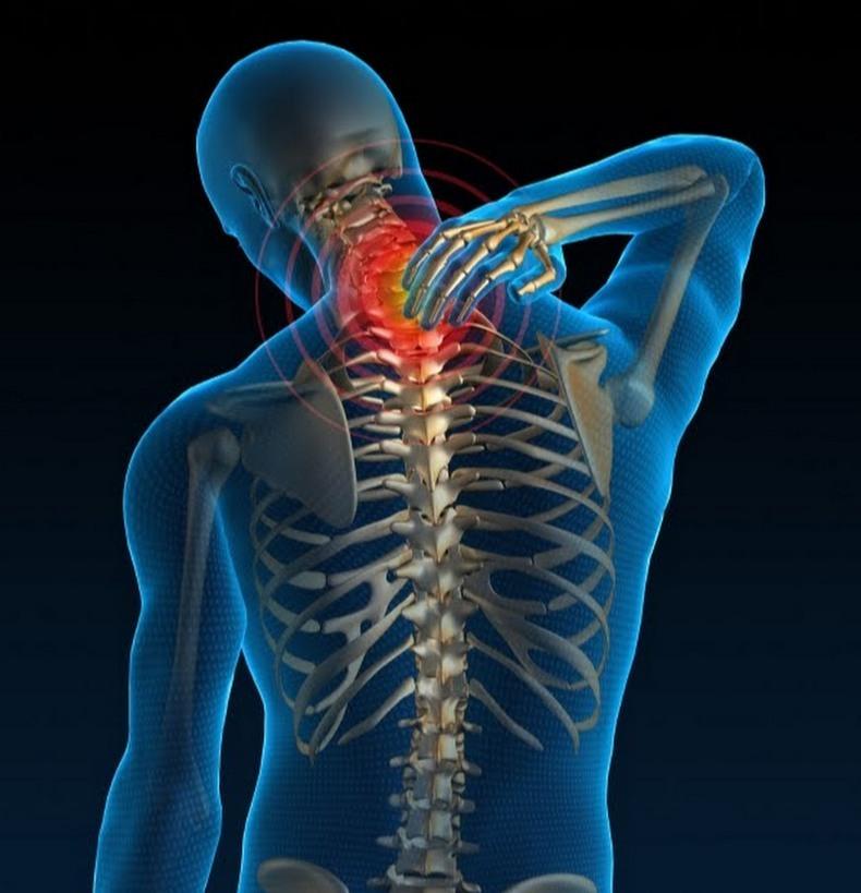 Остеохондроз шейно-грудного отдела: снимаем боль простыми упражнениями!
