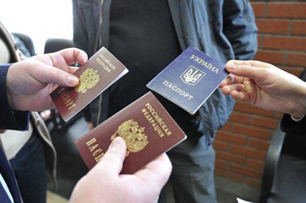 В Крыму ответили на предложение Порошенко лишить крымчан украинского гражданства