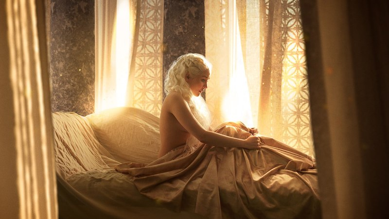 Как Дейенерис Бурерожденная оказалась в России с помощью фотографа из Петербурга