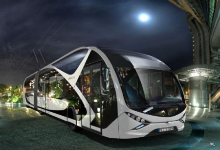 Авто - факт: самые дорогие троллейбусы ездят в ОАЭ