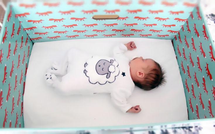 В Краснодаре подброшенный младенец умер от истощения