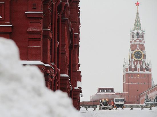 Американец сошел с ума, увидев Московский Кремль