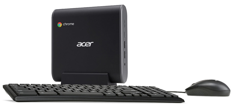 Неттоп Acer Chromebox CXI3 п…