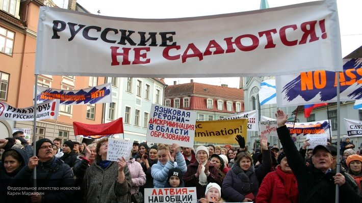 В Латвии произвели арест лидера Штаба защиты русских школ