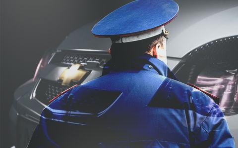 Угонщик и взяточник из ГИБДД получил мягкий приговор. Кто его опекает?