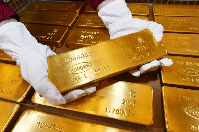 Россия совершила золотой рывок: ответ на санкции США укрепил экономику страны