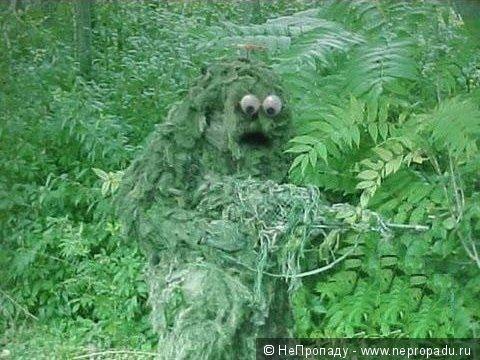 Пошли Галя с Ваней в лес по грибы. Зашли подальше и Ванька давай к Гале приставать