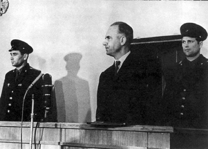 Как на самом деле был казнен предатель Олег Пеньковский