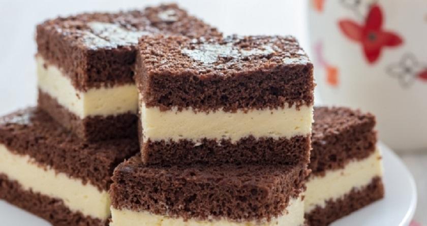 Молочный ломтик без крахмала и шоколада: натуральный десерт!