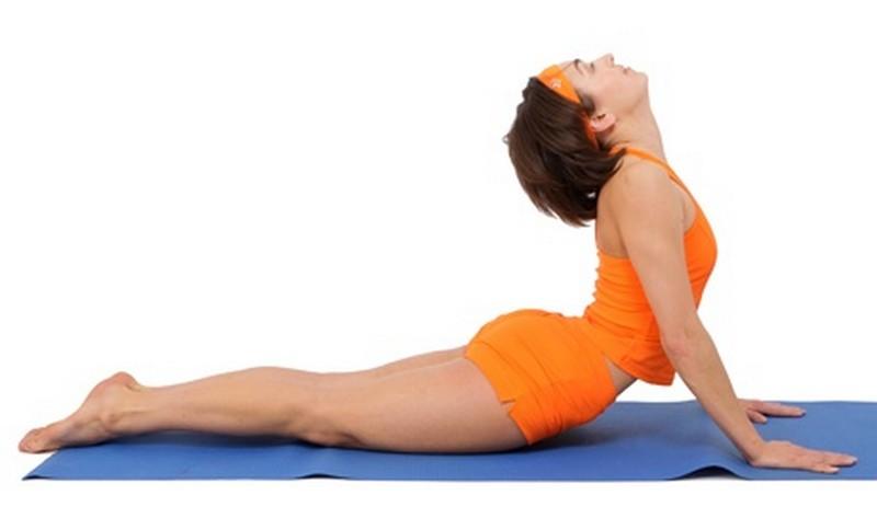 6 эффективных упражнений для позвоночника