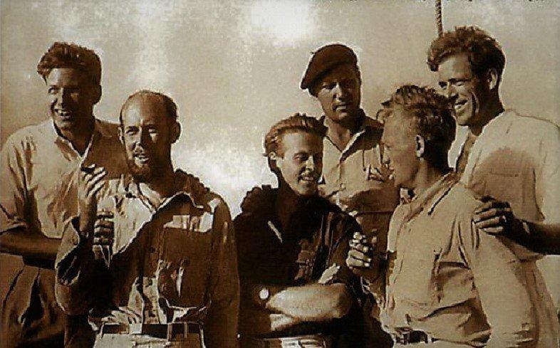 «Опомнитесь, вы все утонете!» «Кон-Тики», Тур Хейердал, день в истории, интересное, путешествие