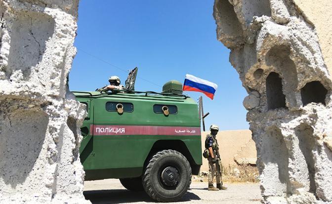 В Сирии опять погибло много россиян