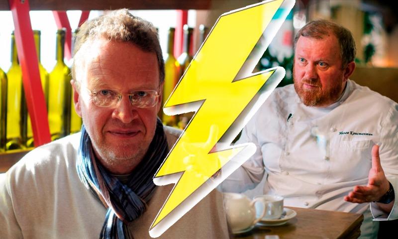 Два заклятых противника в мире высокой кухни сойдутся в новом супершоу