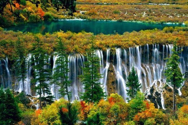 Нуорилан: возможно, самый красивый водопад на планете