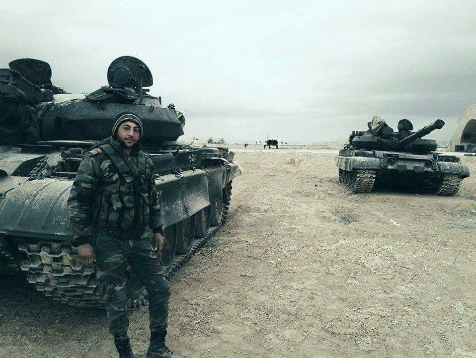 Сирийские тигры задушат ИГИЛ нефтяными клещами