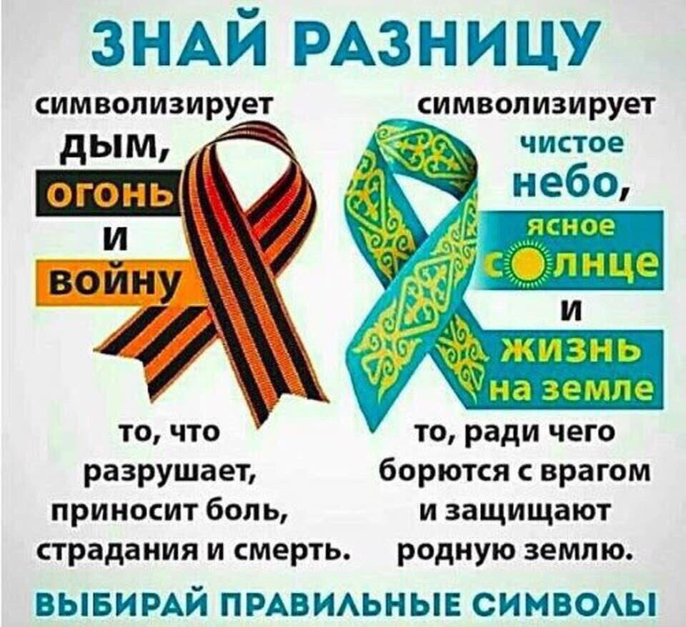 Казахстан готовится к 9 Мая...