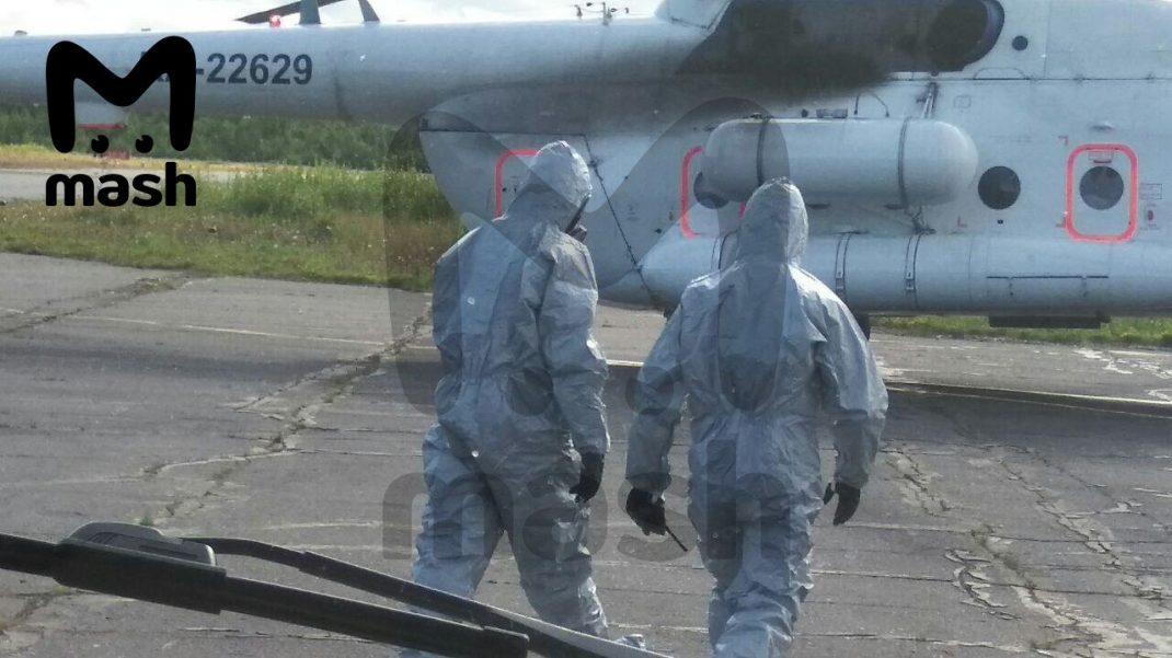 СМИ узнали о жалобах врачей на меры властей после взрыва в Северодвинске