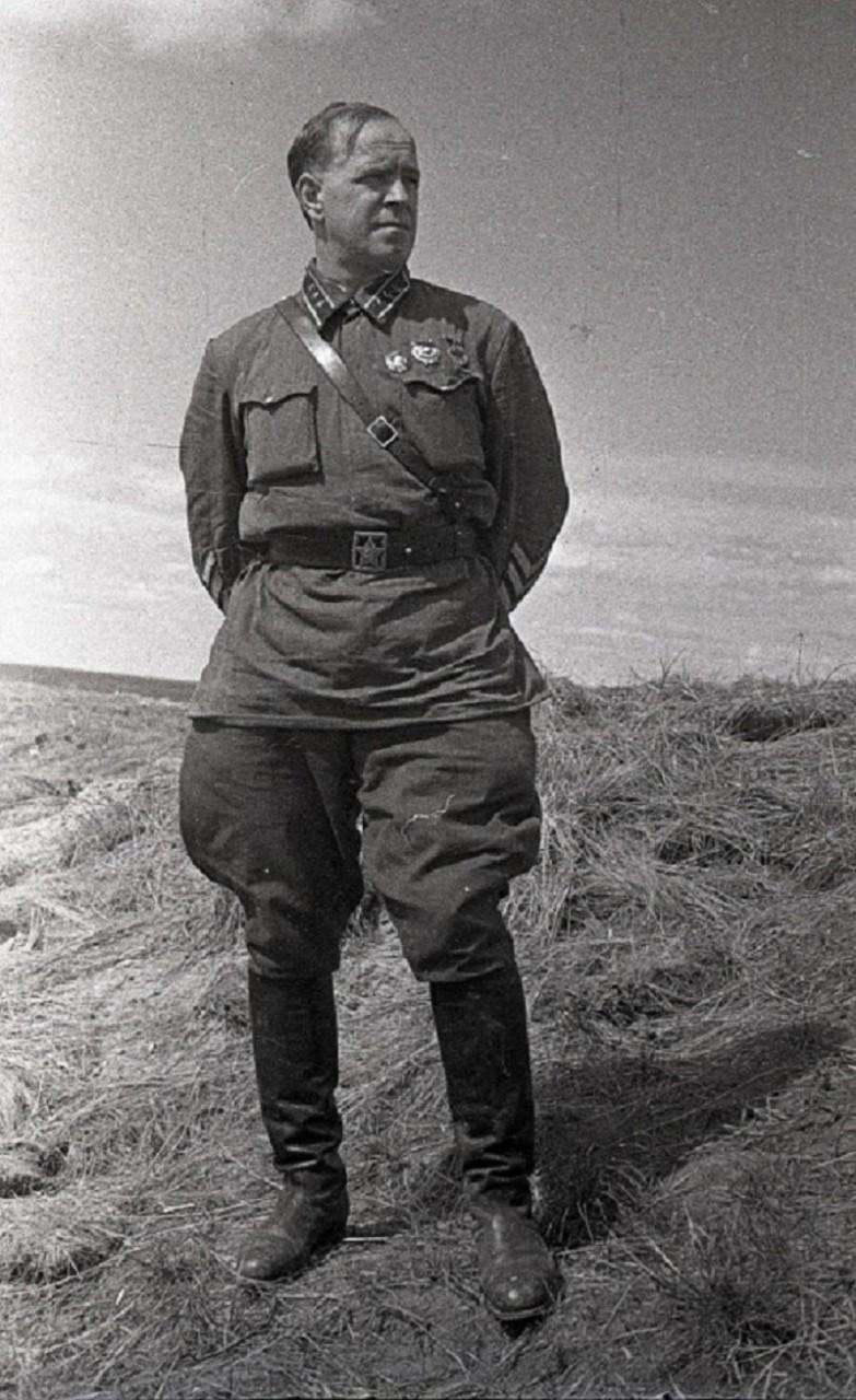 «Командование советских войск», ч.1. Жуков Георгий Константинович (1896—1974)