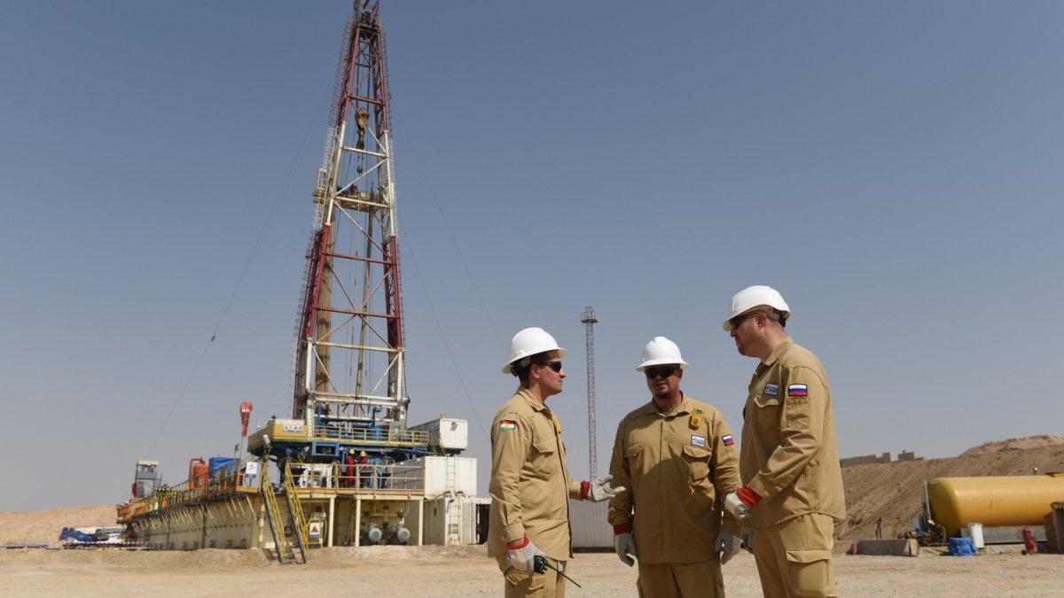 """""""Газпром нефть"""" ввела в эксплуатацию вторую скважину на месторождении Sarqala в Ираке"""