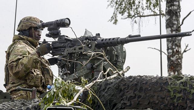 СМИ: политики Прибалтики опасаются за судьбу сил НАТО в регионе