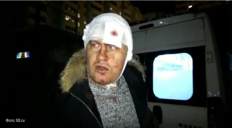 За шансонье Новикова юристу проломили голову