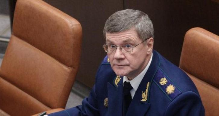 Юрий Чайка призвал Британию вернуть российские деньги