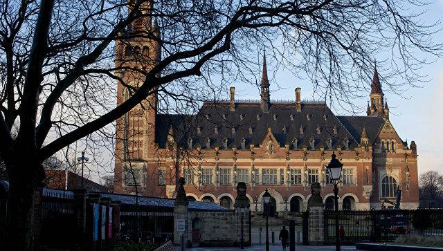 Об иске Киева к России в Международный суд в Гааге: Украина играет с огнем