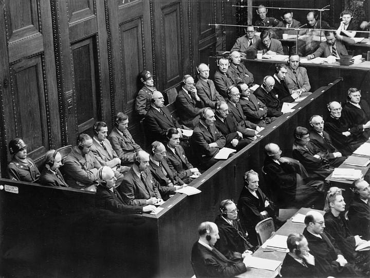 Мединский рассказал про создание фильма о Нюрнбергском процессе