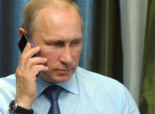 Песков рассказал о телефонно…