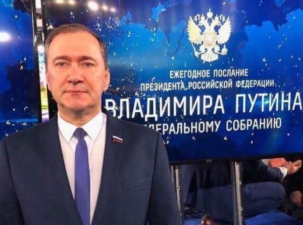Белик разобрал послание Пути…