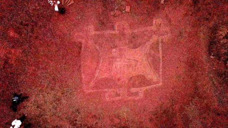 В Индии найдены следы загадо…