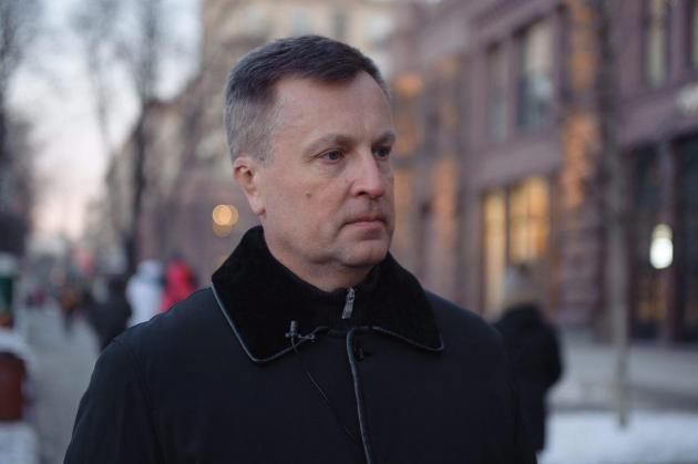 «Политический гений» Наливайченко: нардеп придумал, как отобрать Крым у РФ