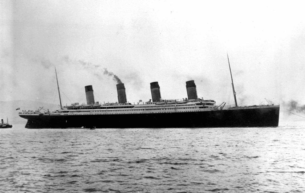 106 лет назад «Титаник» стол…
