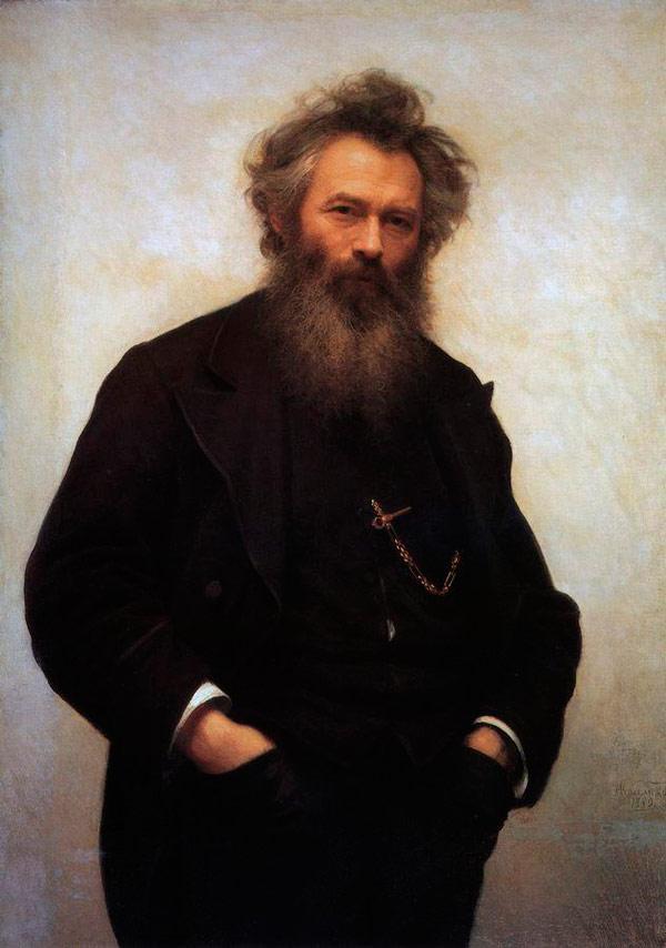 День одного художника. Иван Иванович Шишкин
