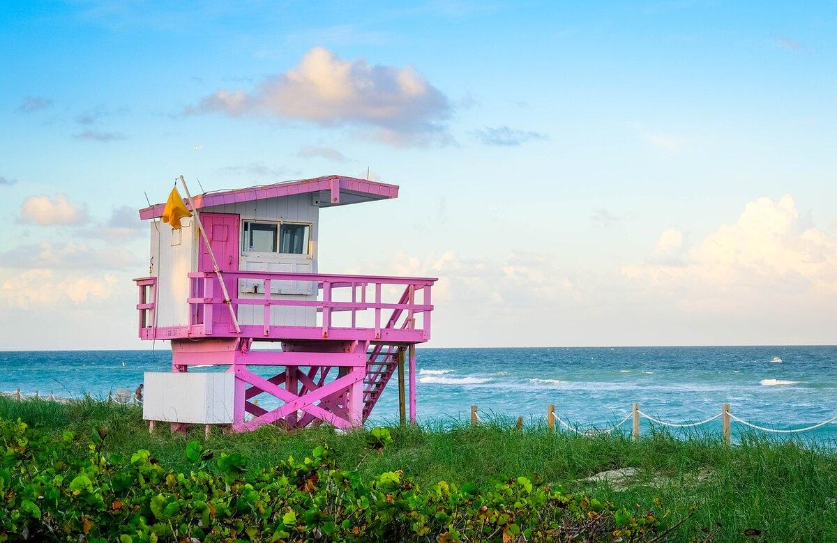 Майами. Всё о городе: места, люди, еда, фауна, поездка, связь