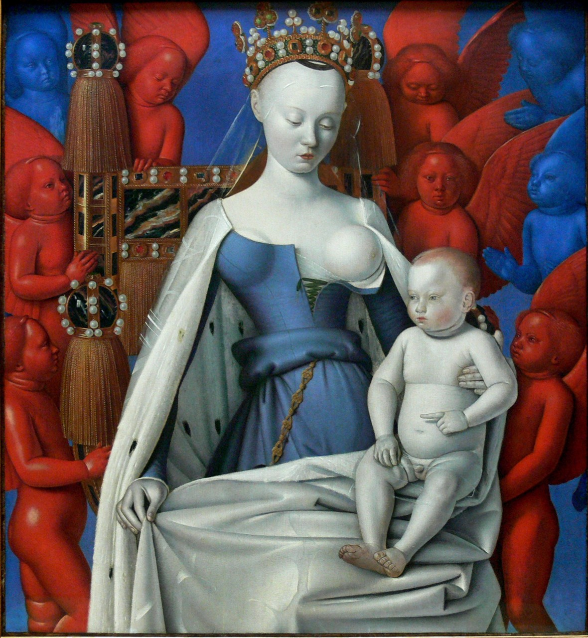 Фаворитки и любовницы французских королей — в лучших портретах