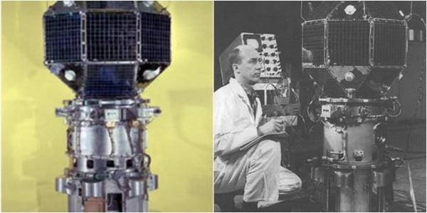 Утерянный спутник вышел на связь спустя 46 лет тишины