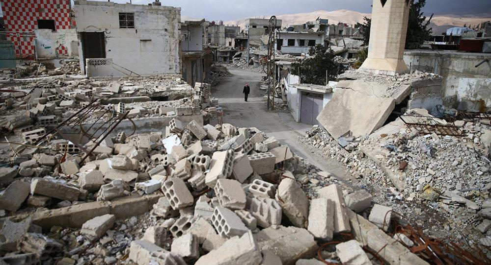 Китай готов стать «движущей силой» в восстановлении Сирии