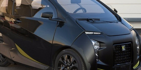 Израильский стартап создает электромобиль с ДВС-генератором