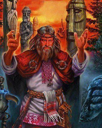 Магия древних славян