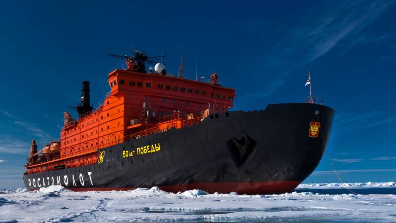 Северный морской путь - только для России