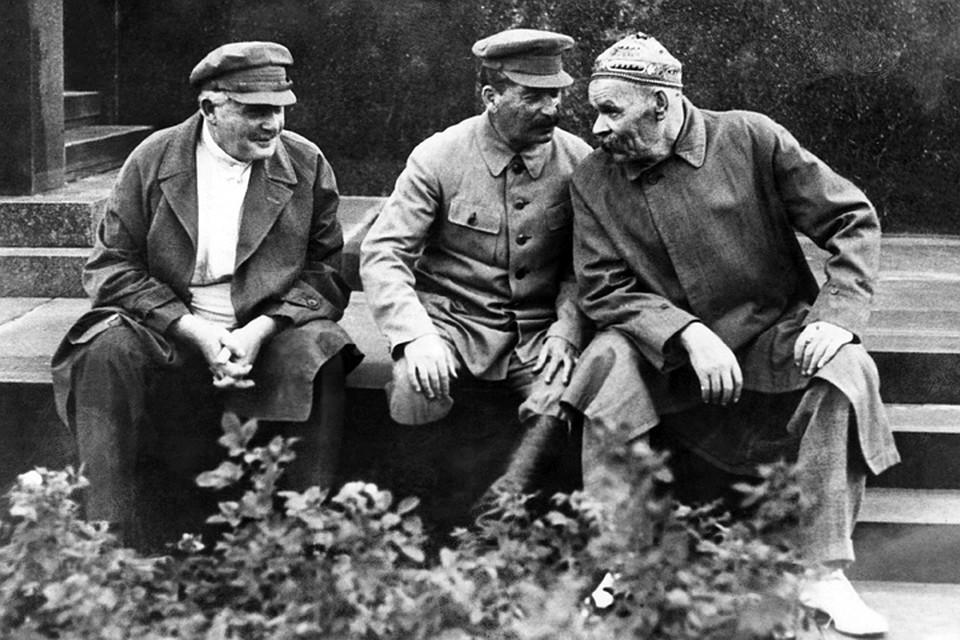 Главного развратника Кремля покарал Сталин