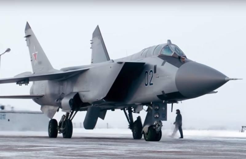 Советский задел: Россия успешно модернизирует МиГ-31 и Ту-22