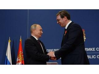Сербия: До свидания, президент Путин! – добро пожаловать, господин Трамп!