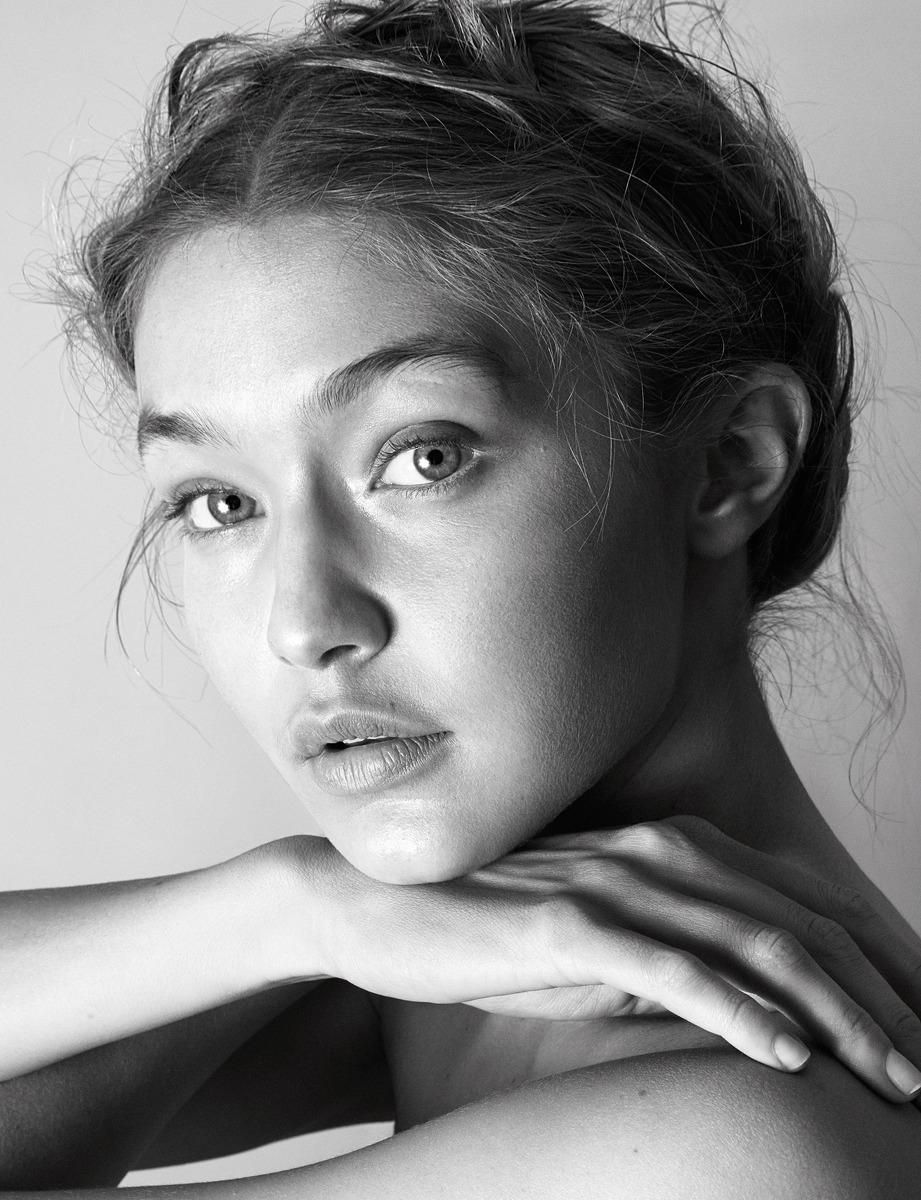 Джиджи Хадид — Фотосессия для «Vogue» 2016
