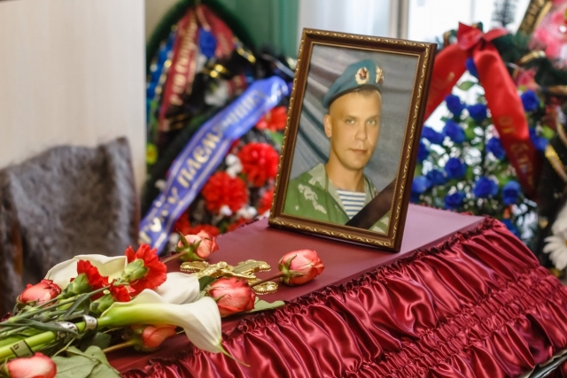 Погиб в Сирии Василий Юрлин. 2017