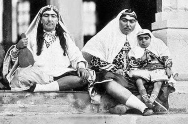 Так выглядели несравненные женщины иранского шаха