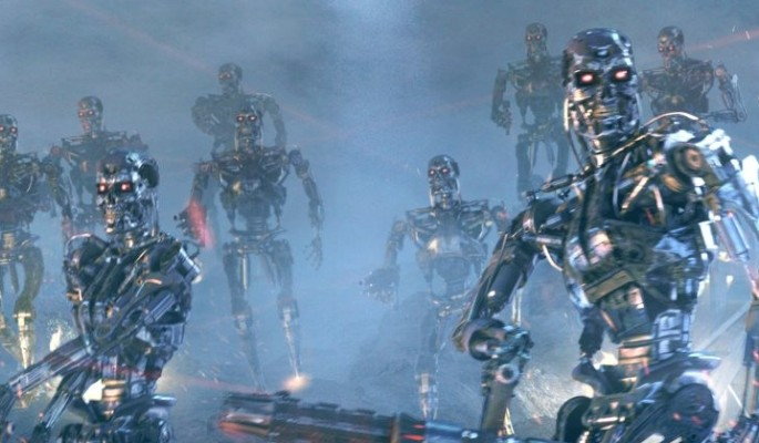 Названа дата начала войны с роботами