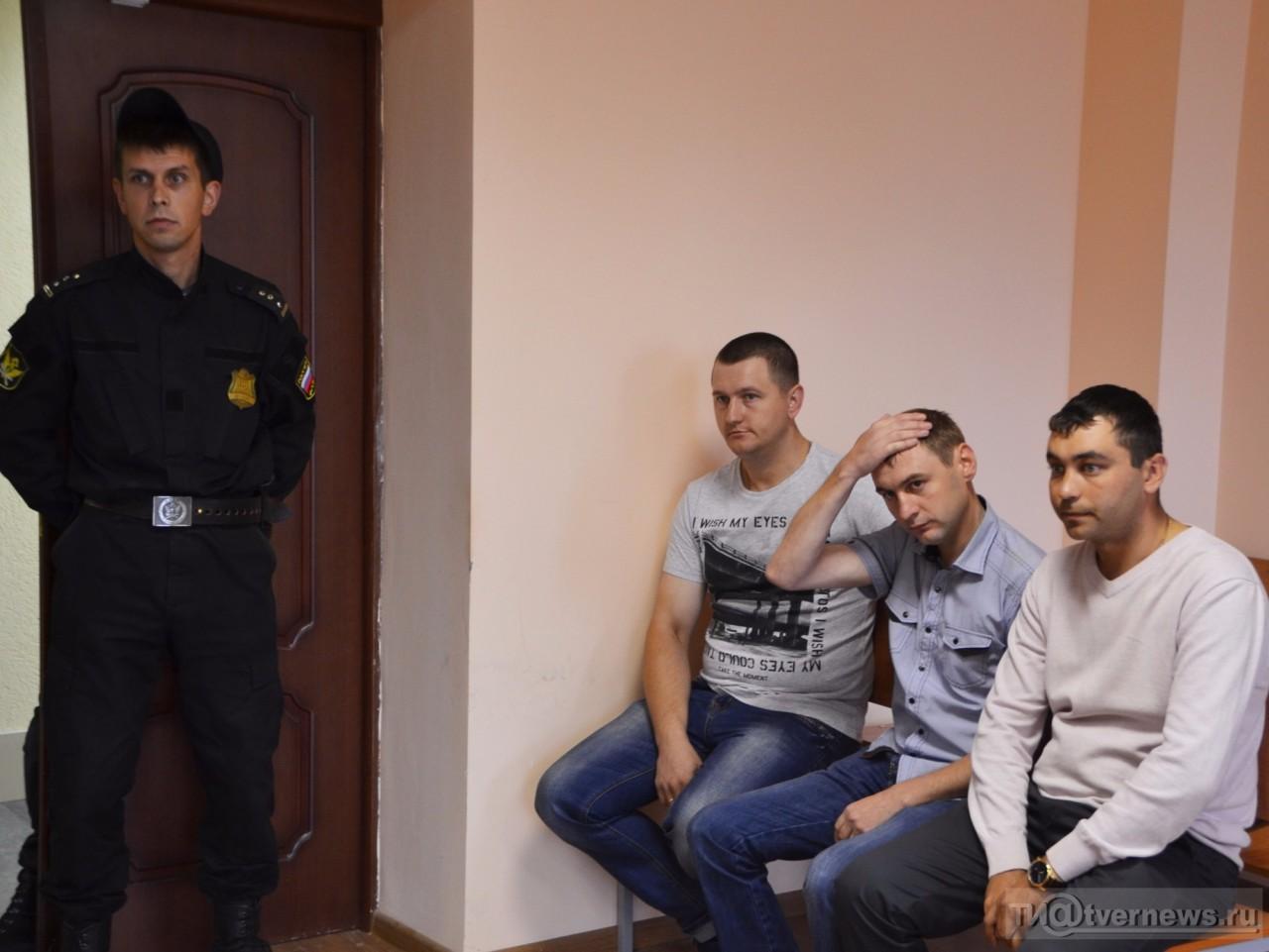 В Твери начался суд над смоленскими сотрудниками ДПС, остановившими прокурора за тонировку