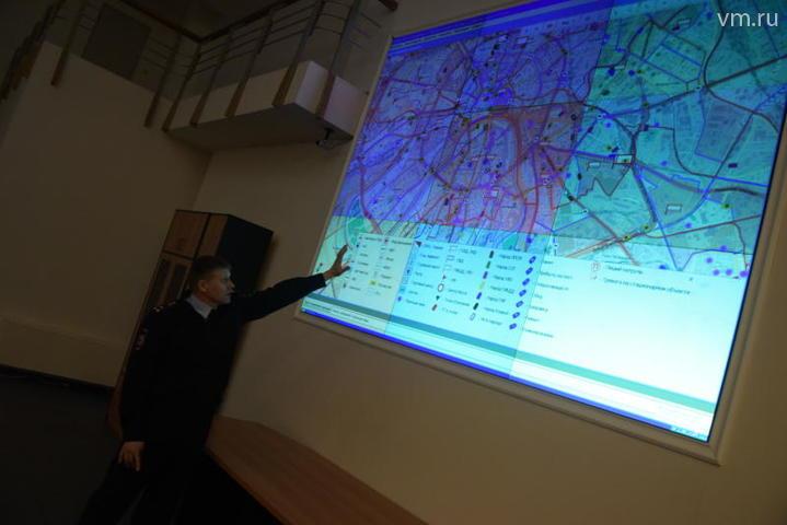 План «Перехват» объявлен после стрельбы на Волгоградском проспекте